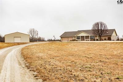 McPherson County Single Family Home For Sale: 218 8th Ave