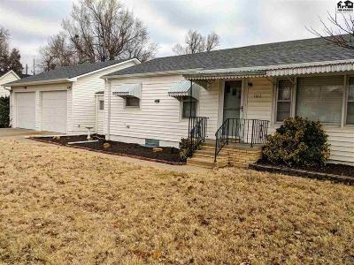 Single Family Home For Sale: 1612 Cochran St