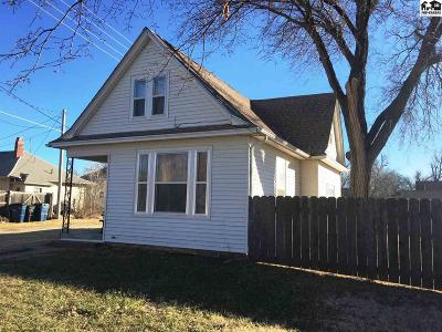 St. John Single Family Home For Sale: 406 W 4th Ave