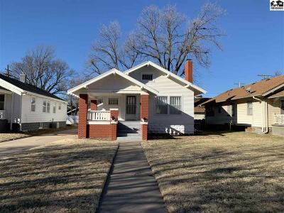 Hutchinson Single Family Home For Sale: 1923 N Ash St