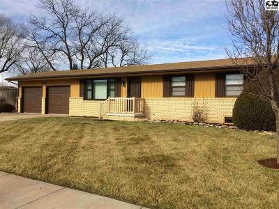 Hutchinson Single Family Home For Sale: 1228 E 23rd Ave