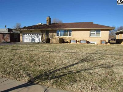 Hutchinson Single Family Home For Sale: 808 W 17th Ave