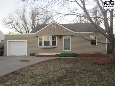 Reno County Single Family Home For Sale: 205 W 24th Ave
