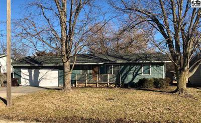 Galva Single Family Home For Sale: 212 N Santa Fe St