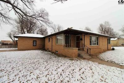 Reno County Single Family Home For Sale: 1530 N Ford St