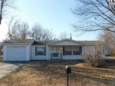 Reno County Single Family Home For Sale: 915 N Lee St