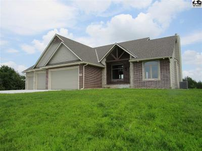 Reno County Single Family Home For Sale: 4306 East Red Tail Rd
