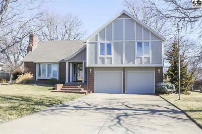 Pratt Single Family Home For Sale: 720 Ridgeway Ave