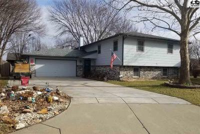 Sedgwick County Single Family Home For Sale: 2114 N Prescott Cir.