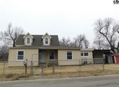 Hutchinson Single Family Home For Sale: 700 W Sherman Ave