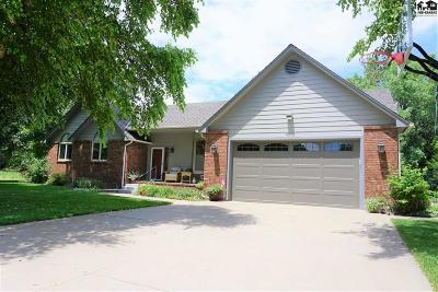 Reno County Single Family Home For Sale: 4010 Meadow Ridge Ln