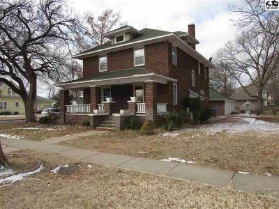 McPherson Single Family Home For Sale: 622 S Main St