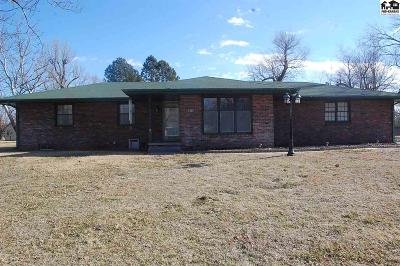 Hutchinson Single Family Home For Sale: 1501 Willow Rd