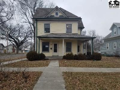 Newton Single Family Home For Sale: 200 E 2nd St