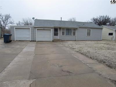 Hutchinson Single Family Home For Sale: 1012 E 12th Ave