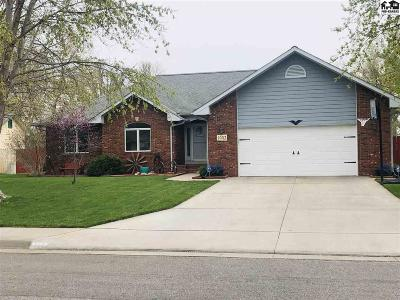Reno County Single Family Home For Sale: 1007 Barberry Dr