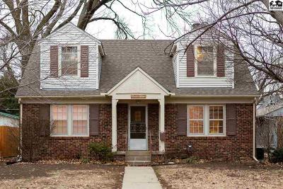 McPherson KS Single Family Home For Sale: $133,900