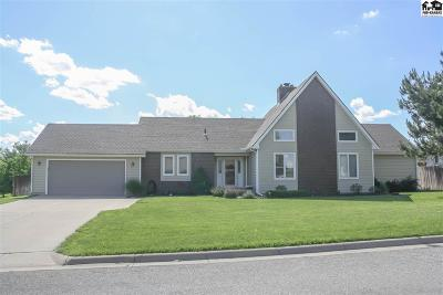 Pratt Single Family Home For Sale: 1003 S Pearl St