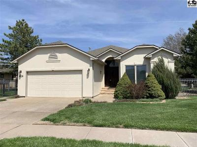 Reno County Single Family Home For Sale: 1818 Seville Dr