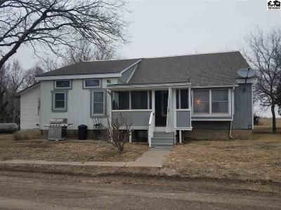Moundridge Single Family Home For Sale: 487 18th Ave