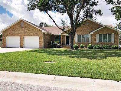 Reno County Single Family Home For Sale: 2707 Dickens Dr