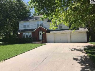 Reno County Single Family Home For Sale: 209 Hyde Park Dr