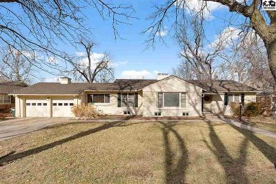 Hutchinson Single Family Home For Sale: 18 Carlton Rd