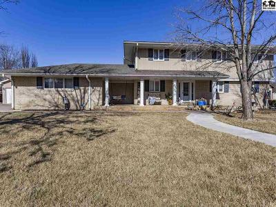 Reno County Single Family Home For Sale: 206 Kisiwa Pkwy