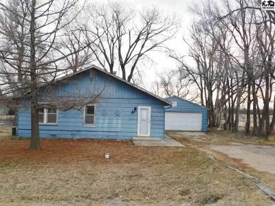 Hutchinson Single Family Home For Sale: 1500 Wilshire Dr