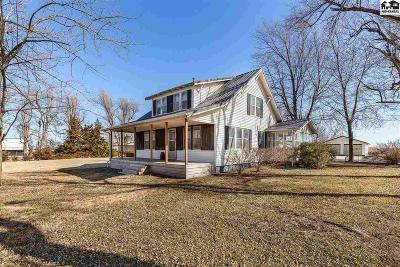 Haven Single Family Home For Sale: 8314 S Yoder Rd