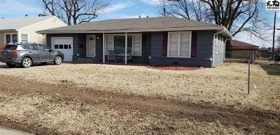 McPherson KS Single Family Home For Sale: $129,900