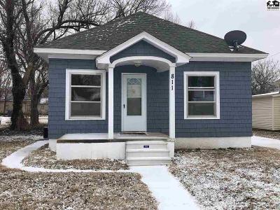 Hutchinson Single Family Home For Sale: 811 E 10th Ave