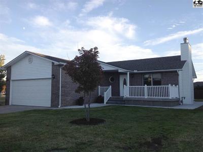 Hutchinson Single Family Home For Sale: 1309 E 28