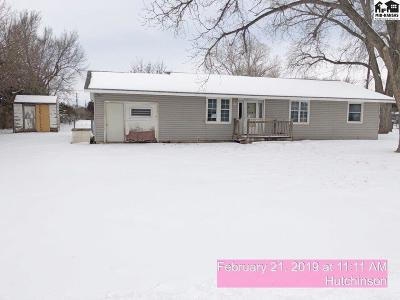 Hutchinson KS Single Family Home For Sale: $39,900