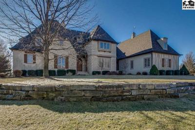 Hutchinson Single Family Home For Sale: 4509 Winged Foot Dr
