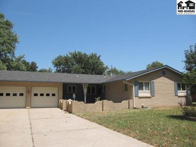 Hutchinson Single Family Home For Sale: 1006 E 24th Ave