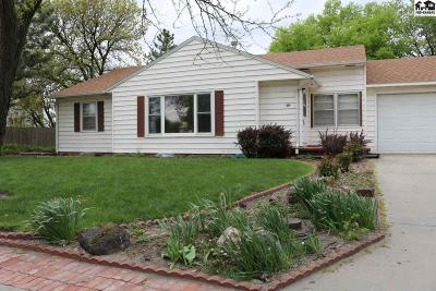 McPherson County Single Family Home For Sale: 201 N Edwards Ave