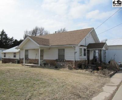Reno County Single Family Home For Sale: 209 S Valley Pride Rd