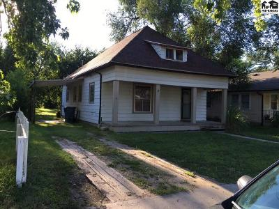 Hutchinson Single Family Home For Sale: 603 Howard St