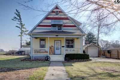 McPherson County Single Family Home For Sale: 960 N Main St