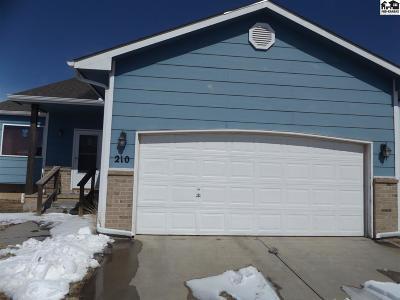 Greensburg Single Family Home For Sale: 210 W Morton Ave