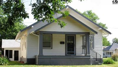 Single Family Home Sale Pending: 100 W 15th Ave