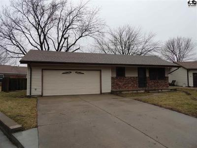 McPherson KS Single Family Home For Sale: $188,900