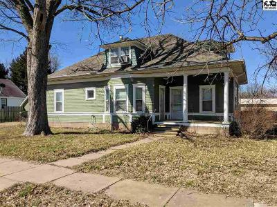 Buhler Single Family Home For Sale: 303 S Wall St