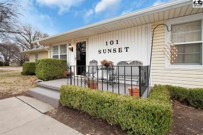 Reno County Single Family Home For Sale: 101 E Sunset
