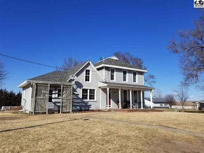 McPherson County Single Family Home For Sale: 370 Wells Fargo Rd