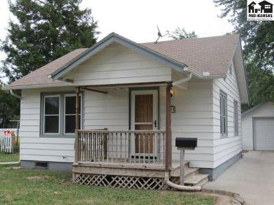 McPherson KS Single Family Home For Sale: $69,000