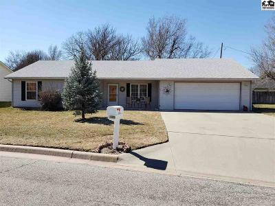 Hutchinson Single Family Home For Sale: 3507 Rowland St