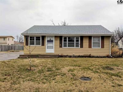 Hutchinson Single Family Home For Sale: 1518 Dixie St