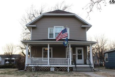 Rice County Single Family Home For Sale: 513 S Bell St